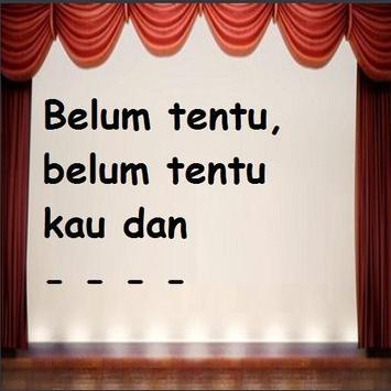 3 Composers - Belum Tentu apk screenshot