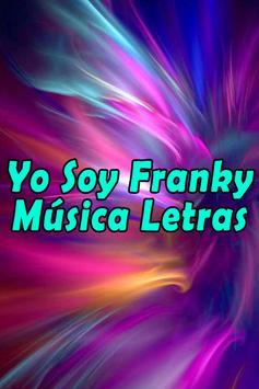 Yo Soy Franky Música Letras apk screenshot