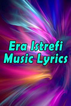 Era Istrefi Music Lyrics poster