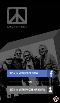 Chickenfoot Official poster