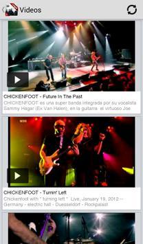 Chickenfoot Official screenshot 2