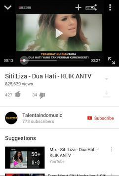 Siti Liza Official screenshot 5