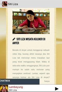 Siti Liza Official screenshot 6