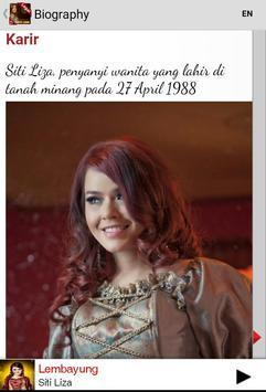 Siti Liza Official screenshot 7