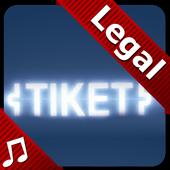 Tiket Official icon