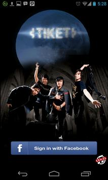 Tiket Official poster