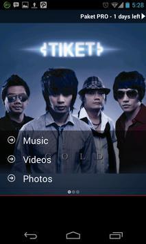Tiket Official screenshot 1