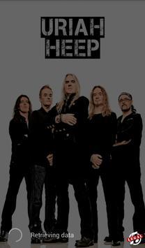 Uriah Heep Official screenshot 2