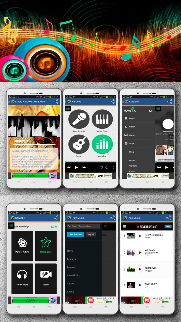 Music MP3 Karaoke Audio Video for Android - APK Download