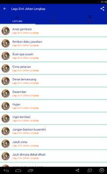 Lagu Erni Johan Lengkap apk screenshot