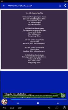 Lagu Radja Lengkap poster