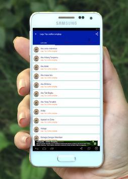 Lagu Top Judika Lengkap apk screenshot