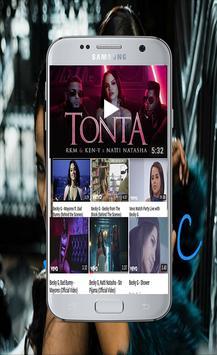 Becky G, Natti Natasha - Video Songs poster
