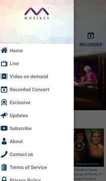 Musikey apk screenshot