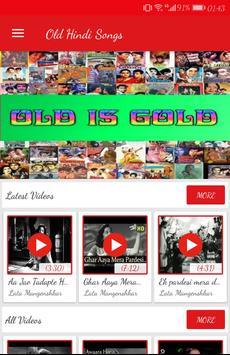 Old Hindi Songs screenshot 6