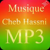 Musique Cheb hassni mp3 icon