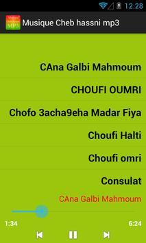 Musique Cheb hassni mp3 screenshot 4