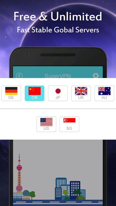 supervpn hotspot vpn proxy apk gratis alat apl untuk android apkpure
