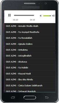 Song Sholawat Gus Azmi screenshot 4
