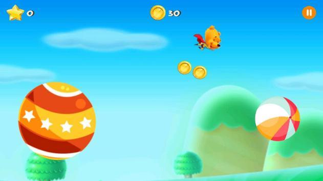 Winie Circus Adventure apk screenshot