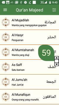 Al Quran Indonesia 📖 poster
