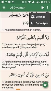 Al Quran Bahasa Indonesia screenshot 4