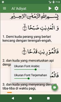 Al Quran Bahasa Indonesia screenshot 6