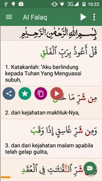 Al Quran Bahasa Indonesia screenshot 9