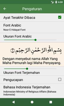 Al Quran Bahasa Indonesia screenshot 10