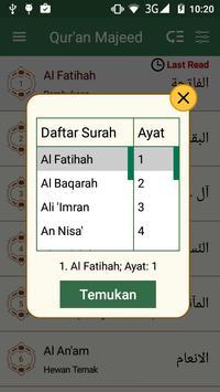 Al Quran Bahasa Indonesia screenshot 11