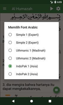 Al Quran Bahasa Indonesia screenshot 16