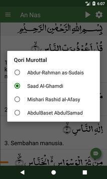 Al Quran Bahasa Indonesia screenshot 18