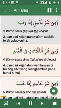 Al Quran Bahasa Indonesia screenshot 2
