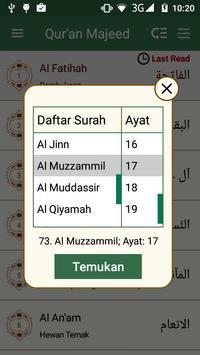 Al Quran Bahasa Indonesia screenshot 3
