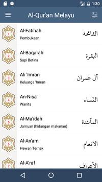 Al Quran Melayu poster