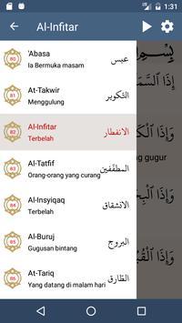 Al Quran Melayu screenshot 5