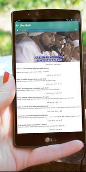Lirik dan Sholawat Habib Syech Terbaru poster