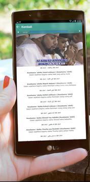 Lirik dan Sholawat Habib Syech Terbaru screenshot 3