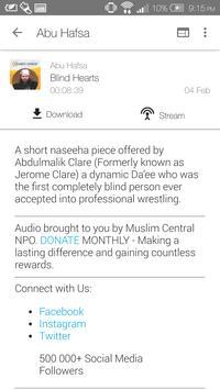 Abu Hafsa - Lectures screenshot 9