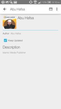 Abu Hafsa - Lectures screenshot 11