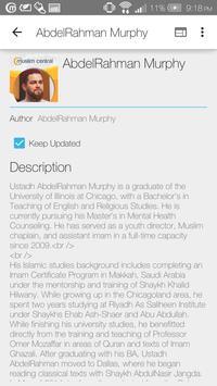 AbdelRahman Murphy - Lectures screenshot 4