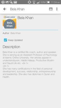 Bela Khan - Lectures screenshot 12