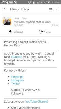 Haroon Baqai - Lectures apk screenshot