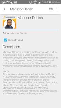 Mansoor Danish - Lectures screenshot 4
