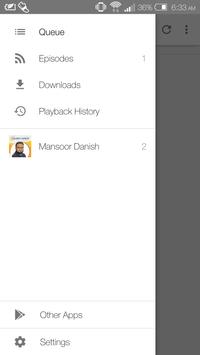 Mansoor Danish - Lectures screenshot 7
