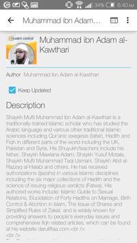 Muhammad Al-Kawthari -Lectures apk screenshot