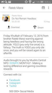Rateb Marai - Lectures apk screenshot