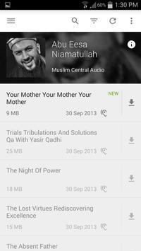 Abu Eesa Niamatullah - Lecture screenshot 11