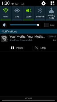 Abu Eesa Niamatullah - Lecture screenshot 14