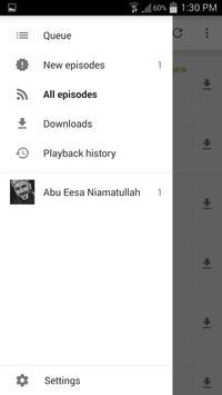 Abu Eesa Niamatullah - Lecture screenshot 1